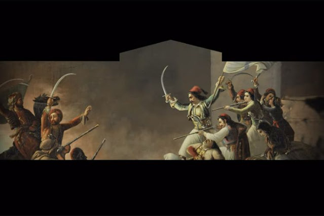 «Ελλάδα 2021»: Ζωντανεύει και στο Ναύπλιο η ιστορία της Επανάστασης (βίντεο)