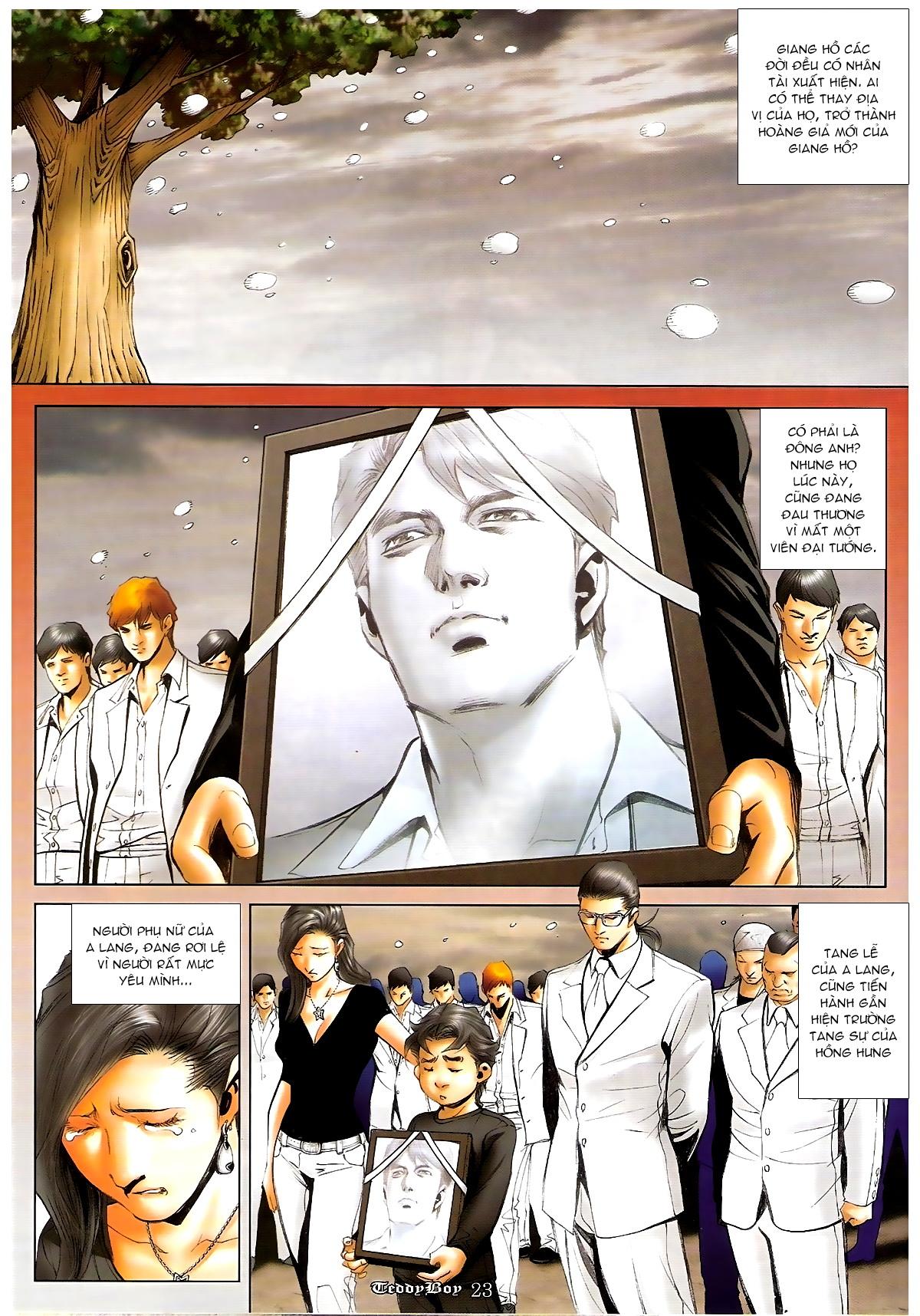 Người Trong Giang Hồ - Chapter 1241: Tân Long Đầu - Pic 18