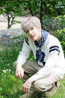 Foto Keren Jin Jin Astro (Park Jin Woo)