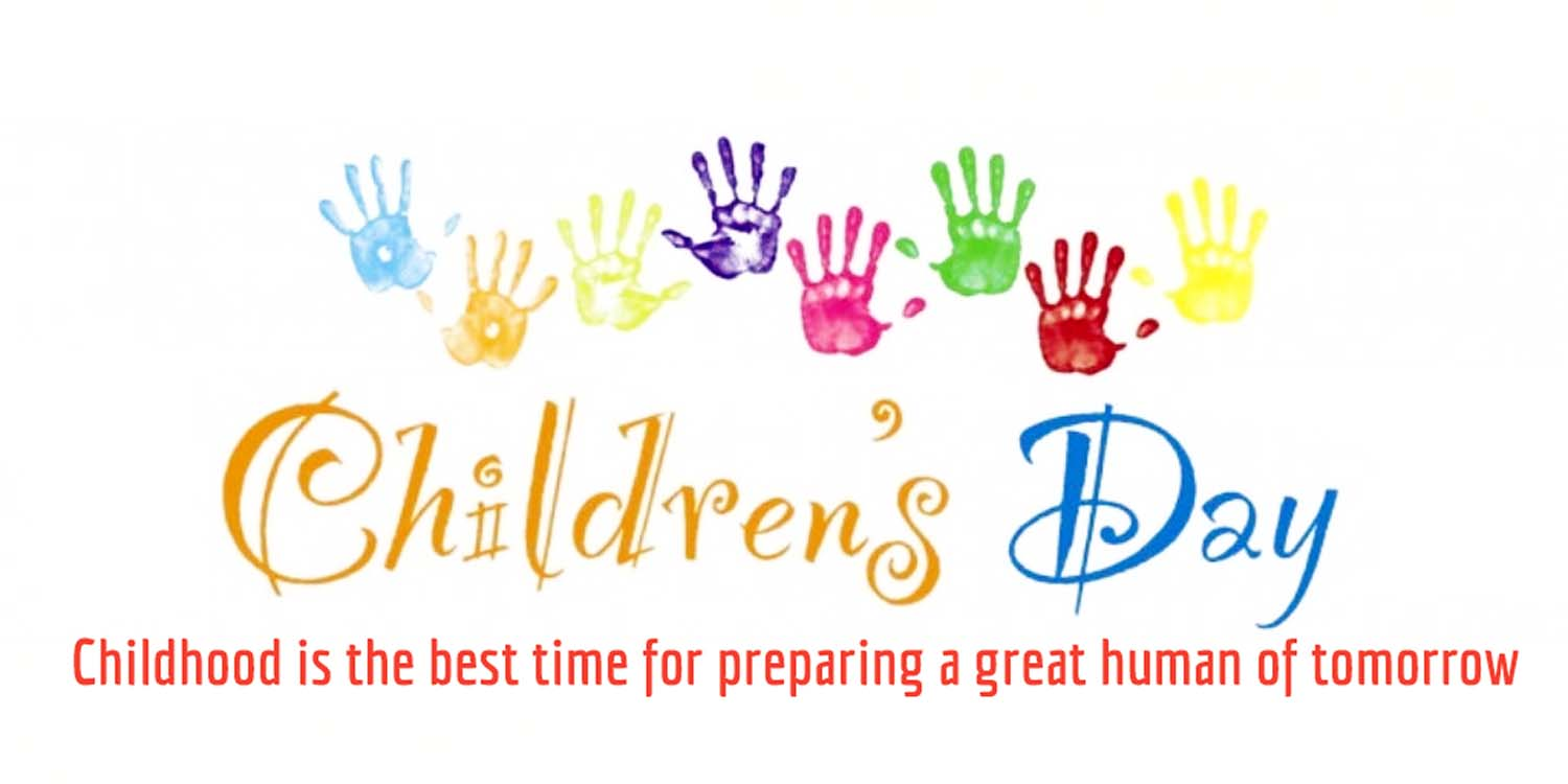 thoughts on children's day