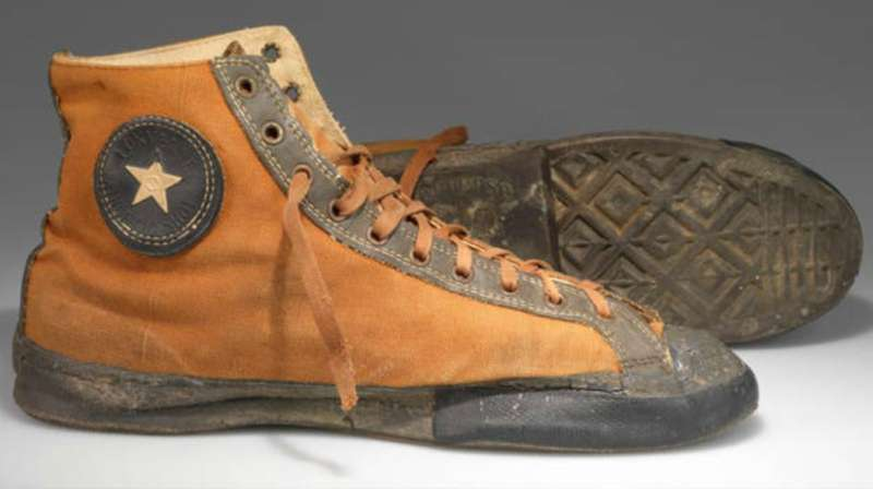 Tennis Shoes Slipping Heel