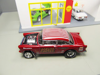 hot wheels pittsburgh chevy bel air gasser