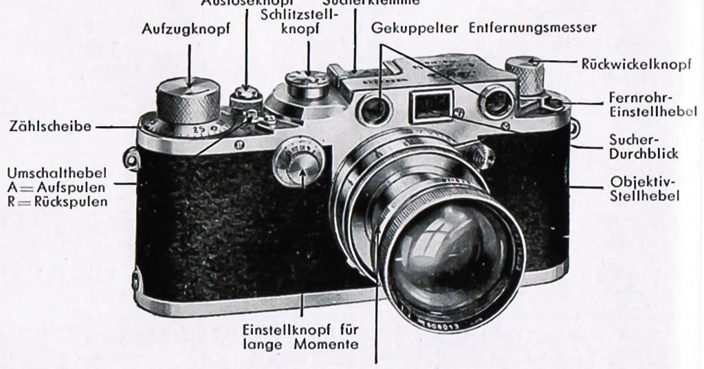 Leica Entfernungsmesser Einstellen : Meine schraubleica geschichte