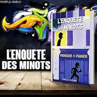L'enquête des minots Tome 1 Panique au Panier - Camille Lacombe