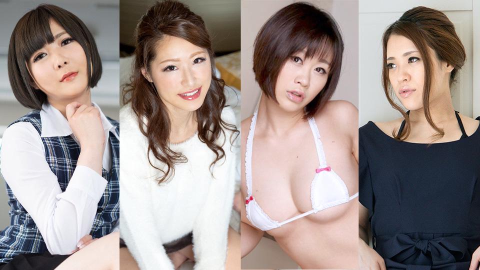 1pondo 062320_001 Manaka Shibuya, Anna Honda, Nami Umisaki, Chika Sugiyama