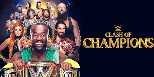Watch WWE Clash Of Champions 2019 9/15/19 – 15th September 2019 Full Show Online