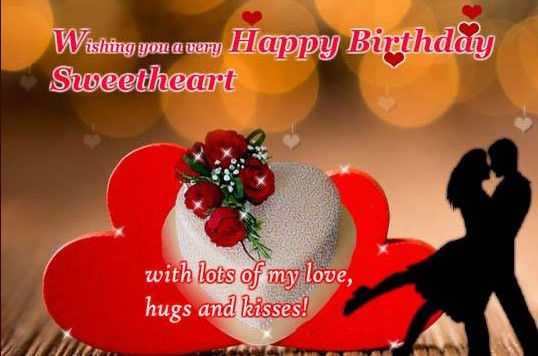 romantic happy birthday wishes for husband images free download