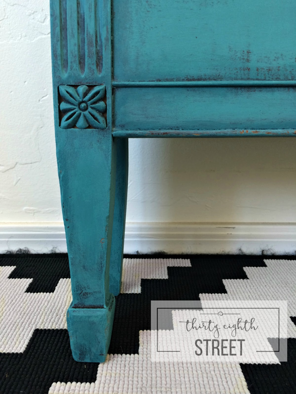 Layering Chalk Paint® On Furniture - Thirty Eighth Street