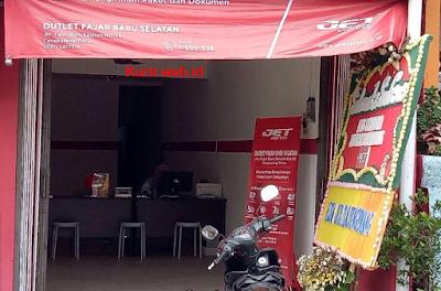 Agen JET Express Di Jakarta Barat