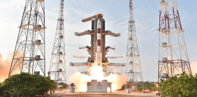 PSLV rocket successfully launches IRNSS-1F navigation satellite on Mar. 10, 2016. Credit: ISRO