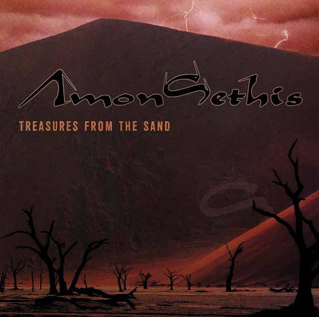 """Ο δίσκος των Amon Sethis """"Treasures from the sand"""""""