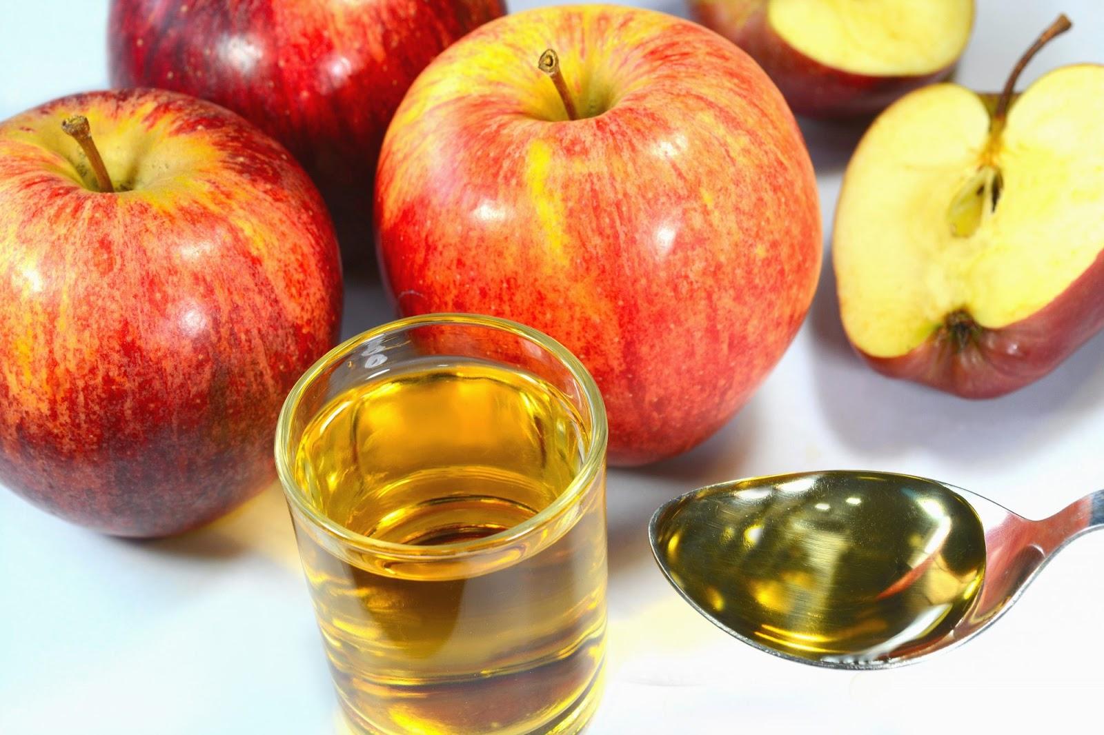 vinagre de manzana para el dolor de garganta
