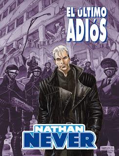 NATHAN NEVER: EL ÚLTIMO ADIÓS