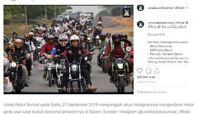 Ini Harga Harley-Davidson Street yang Dipakai Ustad Abdul Somad