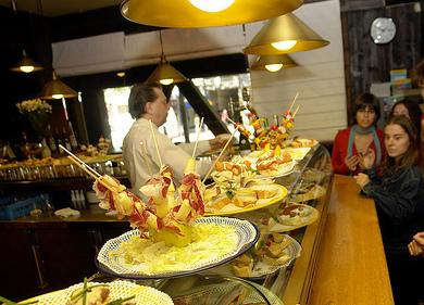 restaurante Sagaretxe