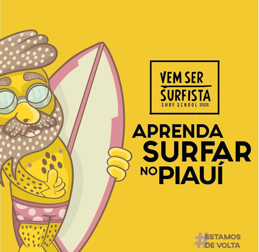VEM SER SURFISTA