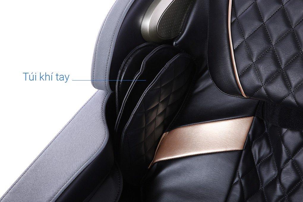 Ghế Massage Cao Cấp Airbike Sport MK278 Mishio