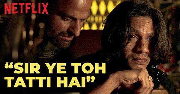 ye to tatti hai funny scene vijay raaz delhi belly