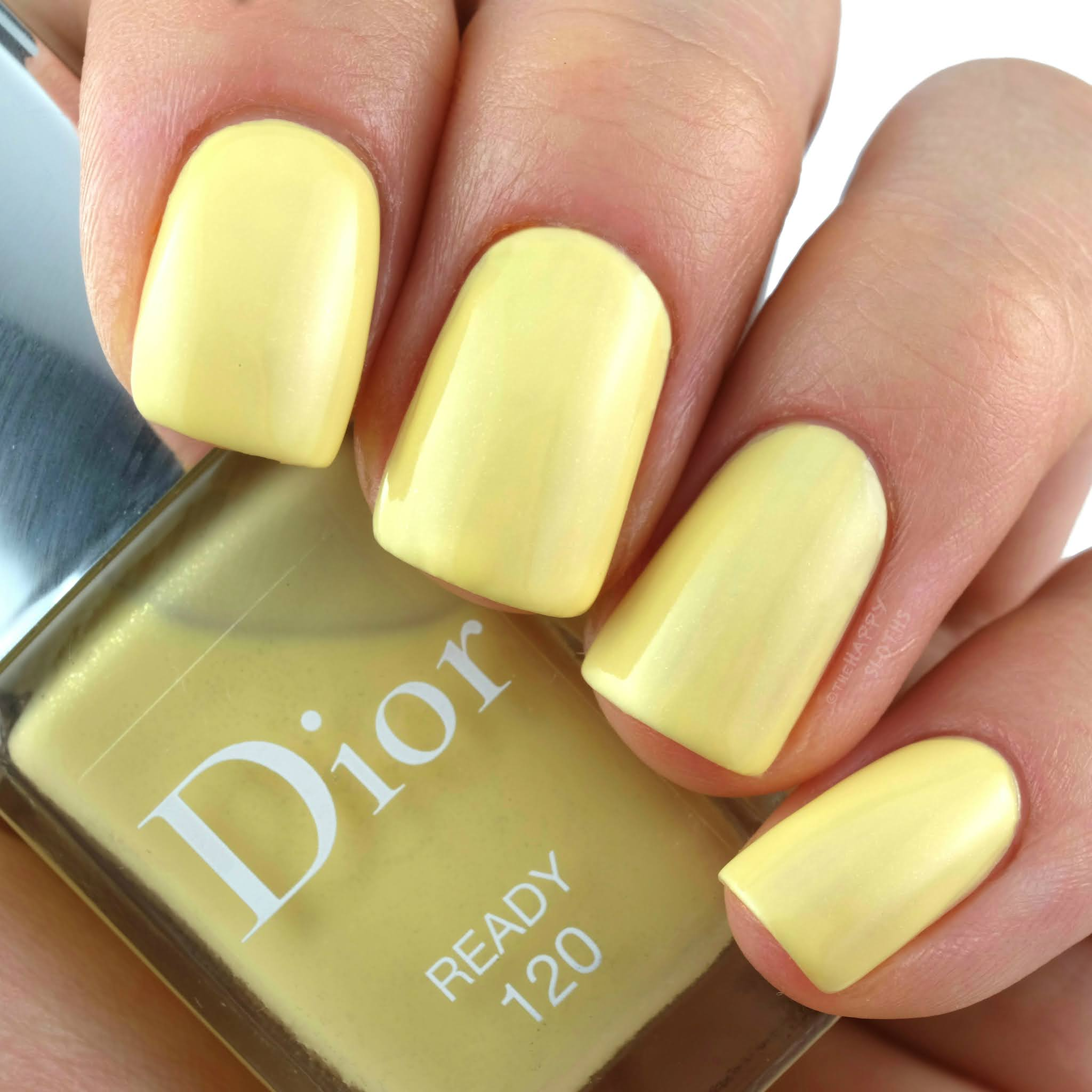 "Dior Summer 2020 | Dior Vernis Color Games Nail Lacquer in ""120 Ready"": Review and Swatches"