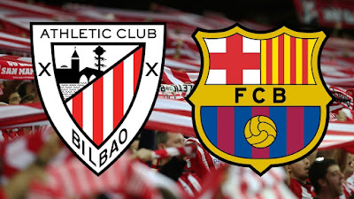 مباراة برشلونة وأتلتيك بلباو يلا شوت بلس مباشر 6-1-2021 والقنوات الناقلة في الدوري الإسباني
