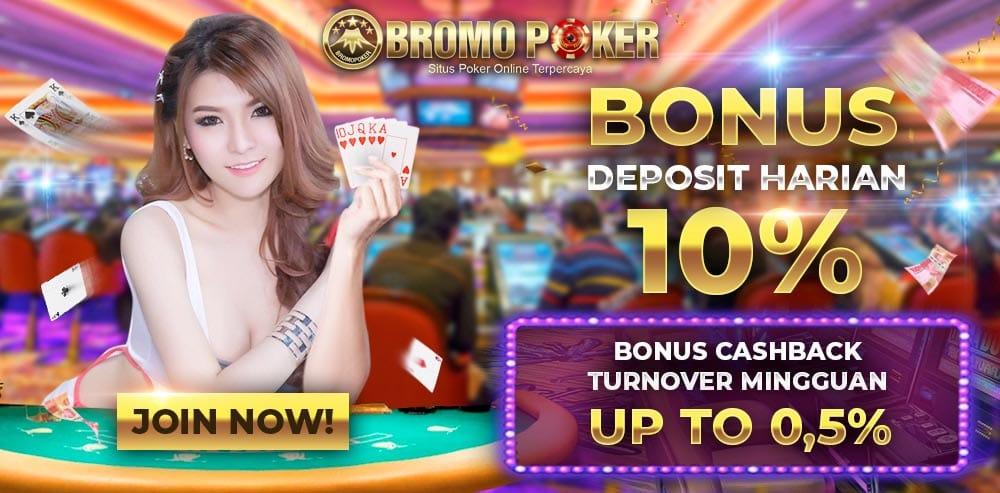Bromopoker: Dafar Agen Judi Poker Online   Domino QQ Ceme ...