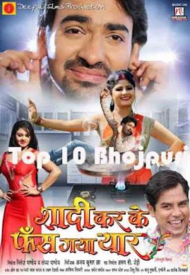 Aditya Ojha, Neha Shree, Tanushree Chatterjee film Shaadi Karke Phas Gaya Yaar 2017 Wiki, Poster, Release date, Songs list