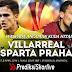 Prediksi Sepakbola Europa League | Villareal vs Sparta Praha