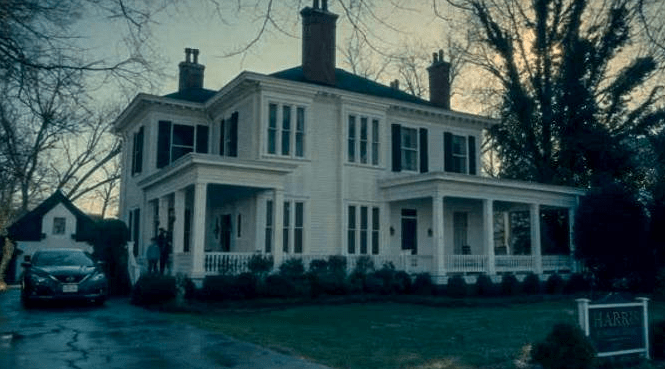 Reel To Real Movie And Tv Filming Locations The Haunting Of Hill House 2018