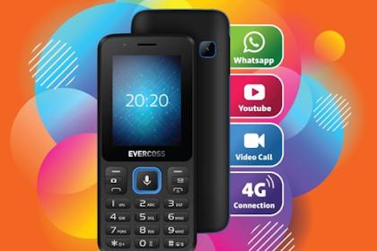 Spesifikasi Evercoss i2 4G LTE