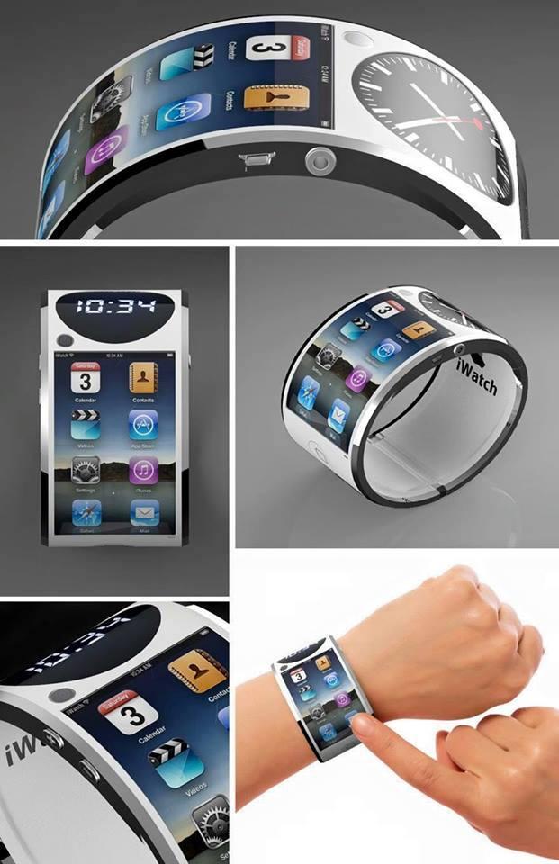 iwatch Generasi Terbaru Iphone Jam Tangan Smartphone yang ...