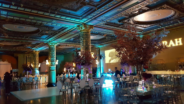 Nyc Wedding Reception Venues Prince George Ballroom Nyc