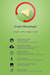 Telegraph Messenger vT5.15.0-P7.7: 1871x MOD APK