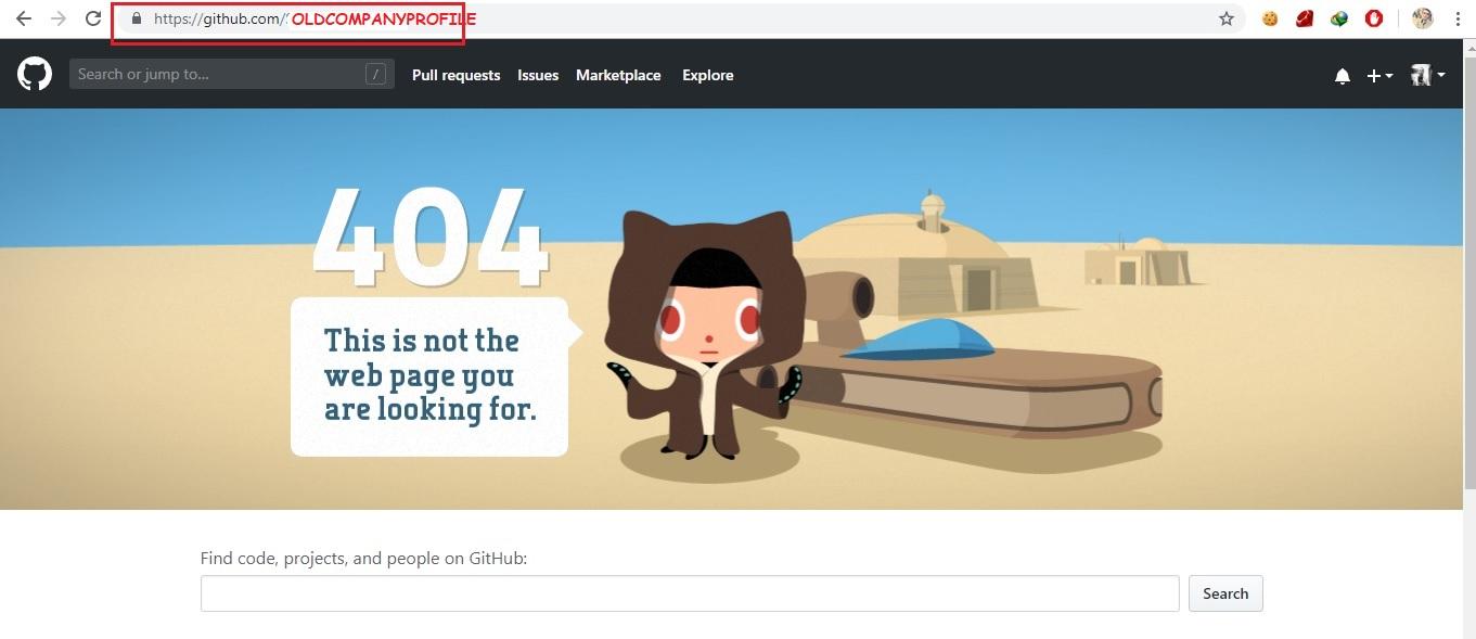 Old GitHub Profile Takeover! - Mohamed Haron