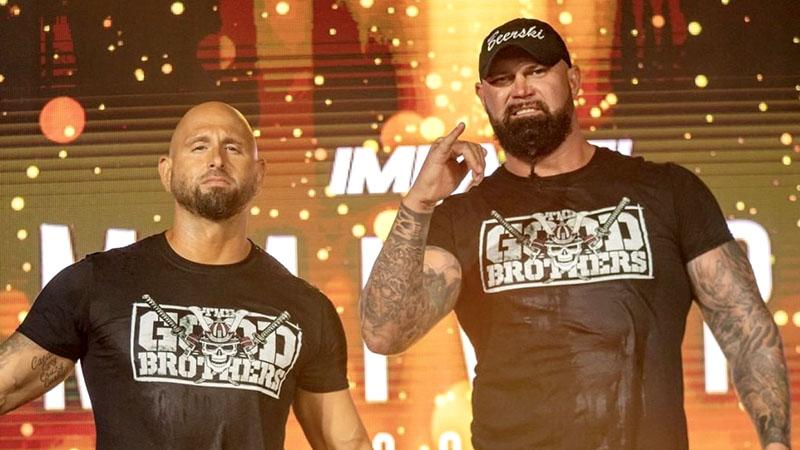 Good Brothers retornarão à NJPW no próximo mês