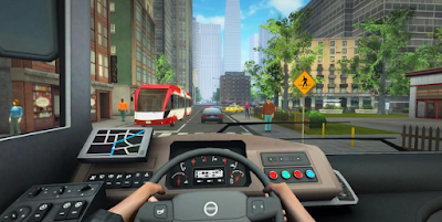 Free Download Bus Simulator PRO 2017 v1.2