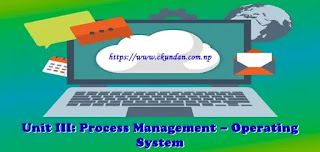Process Management – Operating System