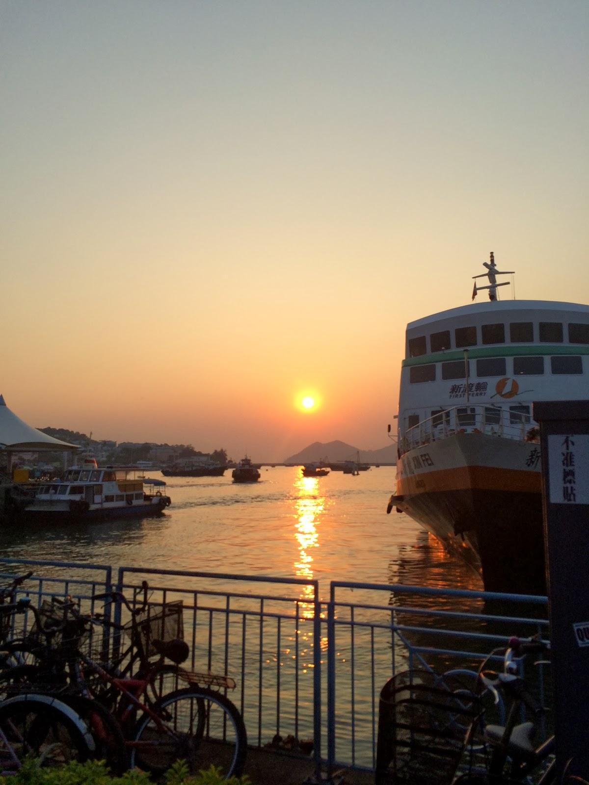 Heem家blog: 長洲華威酒店2日1夜開心之旅