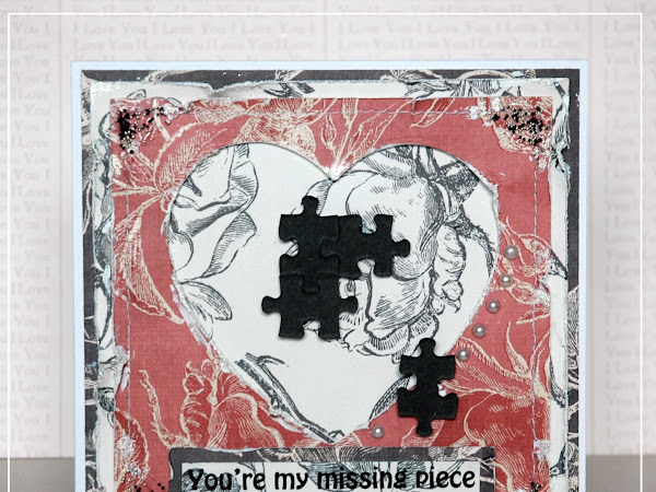 You're my missing piece...