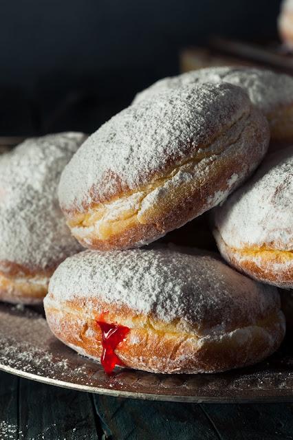 International food blog: BORDERLESS CUISINE 2 - Fiilled Pastries
