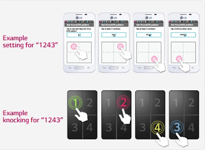 Cara Mengaktifkan Fitur Keamanan Pada Ponsel LG G3