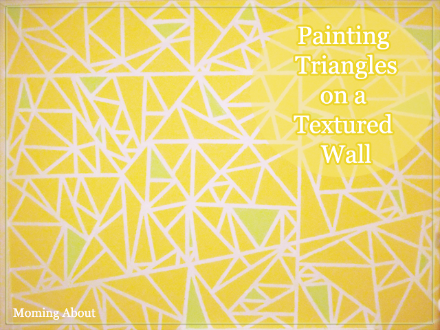Painting Textured Walls