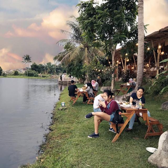 Saung Berkah Resto Bogor Jawa Barat