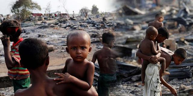 Apakah Benar Tak Hanya Agama dan Ini  Penyebab Myanmar Menindas Muslim Rohingya