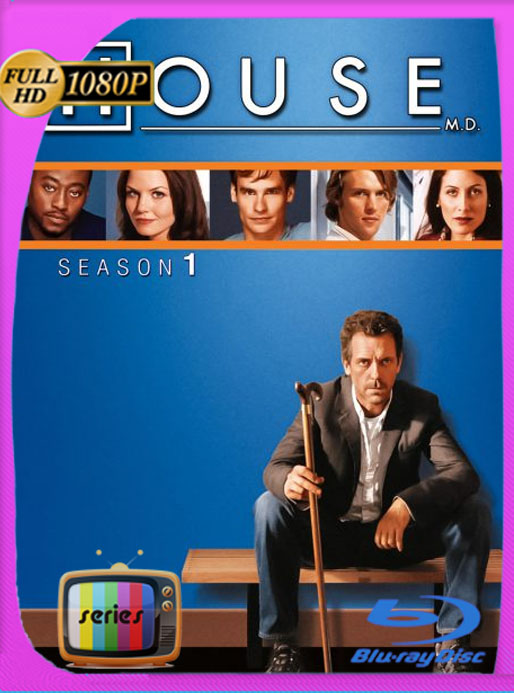Dr. House Temporada 1-2-3-4-5-6-7-8HD [1080p] Latino [GoogleDrive] SilvestreHD