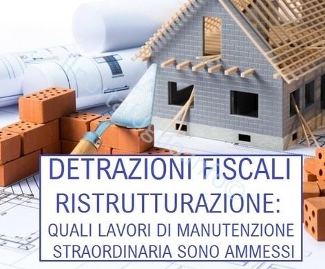 Incentivi Fiscali Per Lavori Di Ristrutturazione Edilizia 2017