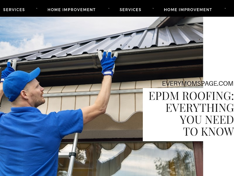 EPDM roofing: Everything you need to know