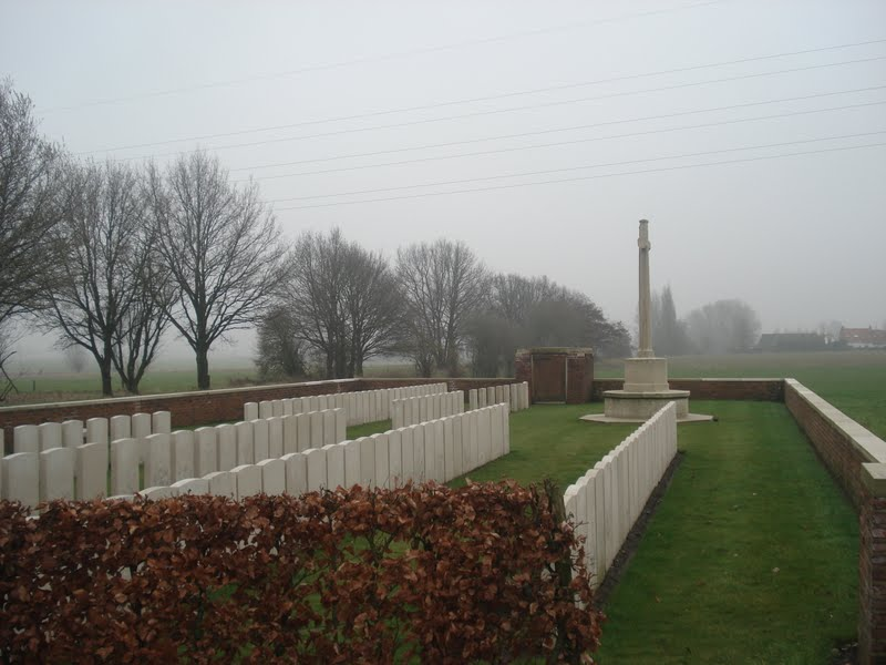 Kezelberg Military Cemetry