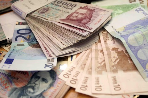 Devizapiac - Nem változott a forint árfolyama