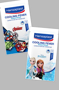 hansaplast cooling fever