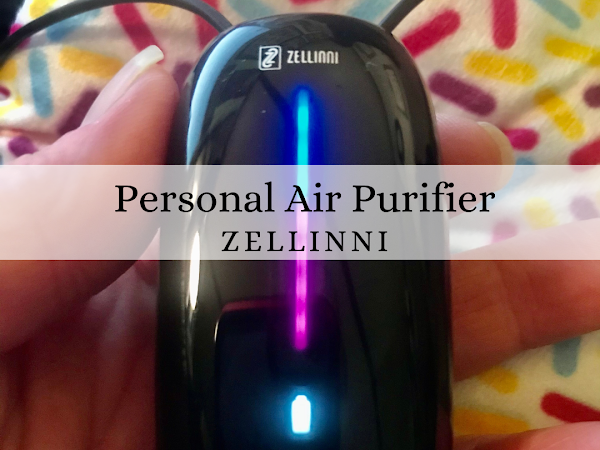 Zellinni Personal Air Purifier Necklace Is A Great Gift Idea For Anyone!